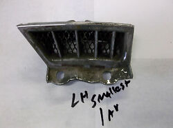 1965 1966 Mustang Shelby Fastback 2+2 Side Vent Louver Parts Only Lh Sfm Gt350h