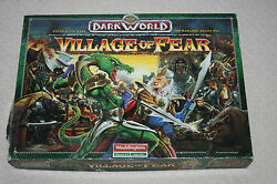 board game dark world village of fear