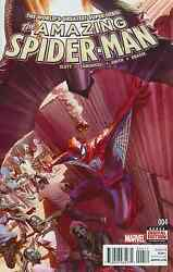 AMAZING SPIDERMAN 4 VOL 4 2015 1st PRINT COVER NM