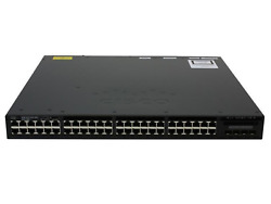 NEW Cisco WS-C3650-48TD-E 3650 48 Port 250WAC Power IP Services Switch