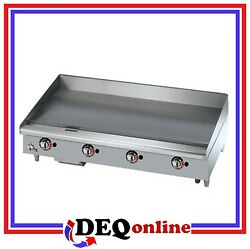 Star 636tspf Star-max 36 Gas Griddle With Thermostatic Controls And Safety Pilot