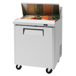 Turbo Air Mst-28-n 28 Self Contained Sandwich Salad Prep With One Swing Door