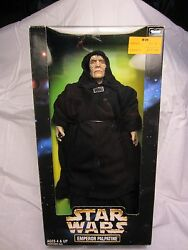 star wars emperor palpatine action