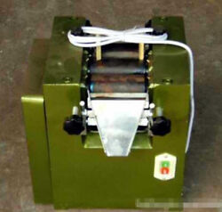 Three Roll Grinding machine 3-18 um3 times 5kgh Zirconia ceramics rollers