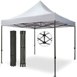 King Bird 10x10ft Pop Up Canopy Tent Outdoor Instant Shelter Folding Gazeo Shade
