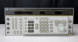 Parts/as-is - Agielnt / Hp 8662a Synthesized Signal Generator 10 Khz To 1280 Mhz