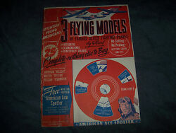american ace spotter 3 flying models of