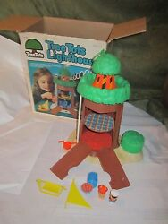 rc 1970s kenner 97160 tree tots lighthouse