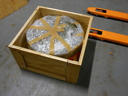Westerville Mfg Steel Cable Reel Dd-97403-13217e7498 Nsn 2590-00-209-7956
