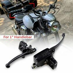 1quot; Handlebar Master Cylinder Hydraulic Brake Control amp; Clutch Lever Motorcycle $30.99