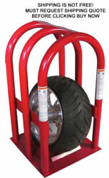 New Kandampl Supply Tire Safety Inflation Cage Bead Atv Steel Heavy Duty Media