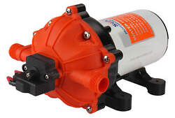 All New Seaflo Marine Water Pump 12 V Dc 60 Psi 5.5 Gpm Boat 4 Year Warranty