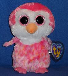 Ty Beanie Boos - Germany Show Exclusive Penguin - Toy Fair 2013 - Rare