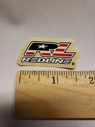 REDLINE BMX Cyclocross Ride Bike Frame Bicycle DECAL STICKER Free Shipping