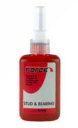 Force Brand-stud And Bearing Adhesive Red X60345 10ml Bottle X 1