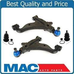 Fits For 05-14 Rwd Tacoma 2 Lower Control Arm With Bushings And Ball Joint 4pc