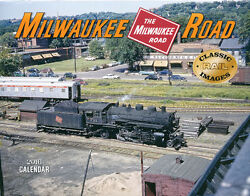 New Sealed The Milwaukee Road 2016 Calendar From Tidemark Milw