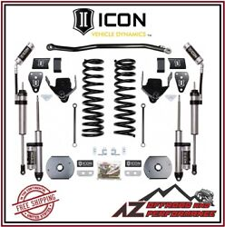 Icon 4.5 Suspension System Stage 2 Lift Kit For 2014-2020 Ram 2500 4wd