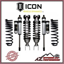 Icon .75-2.5 Suspension System Stage 3 For 2009-2020 Dodge Ram 1500 4wd