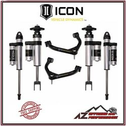 Icon 0-2 Lift Stage 2 Suspension System For 2011-2020 Gm 2500 3500 Hd