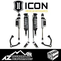 Icon Stage 5 Suspension System For 15-20 Gm Colorado Canyon 1.75-3 Lift