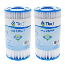 Fits Intex 29002e Type A Filter Cartridge For Easy Set Pools 2 Pack