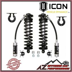 Icon 2.5-3 Lift Bolt-in Coilover Conversion For 05-20 Ford F250 F350 Super Duty