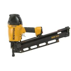 Bostitch F21pl 1-1/2 To 3-1/2 Framing Nailer With Positive Placement Tip