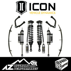 ICON Stage 7 Suspension System w Tubular UCA for 07-18 Toyota Tundra