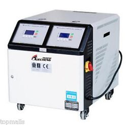 6kw oil type two-in-one mold temperature controller machine plastic  chemical