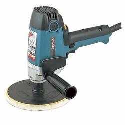 Makita Pv7001c 7-inch 600-1200 Rpm Variable Speed Soft Start Vertical Polisher