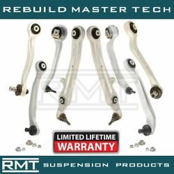 Bentley Continental Front Left And Right Suspension Control Arms Complete Kit