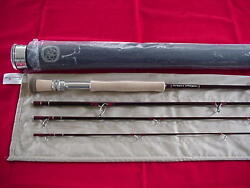 Thomas And Thomas Fly Rod Tnt Salt Water New 9ft 4 Piece 10 Line Great New