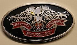 7th Special Forces Group Airborne Commander's Army Challenge Coin