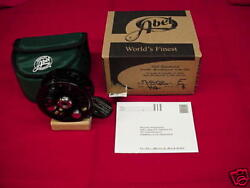 Abel Fly Reel Super Qc Quick Change 7/8 Reel Great New