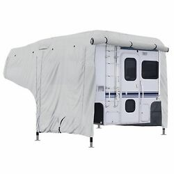 Permapro Truck Rv Camper Cover Fits 10 And039- 12and039 Length And Lance 1172 And 1191 Grey