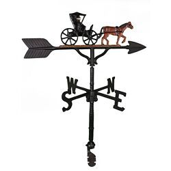 32 Roof Mount Weathervane Country Doctor Directionals New 4 Finishes