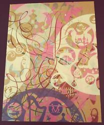 Ryan Mcginness And039untitledand039 2006 Signed Unique Silkscreen Print One-of-a-kind