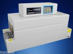 Digital Control Panel Thermal heat shrink packaging machine tunnels for PVC/POF