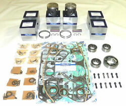 Wsm Outboard Mercury 150 Hp / 6 Cyl Rebuild Kit Top Guided 100-30-10, 7441a32