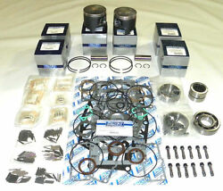 Wsm Mercury 225 250 Hp 3.0 L Power Head Rebuild Kit 100-45-10 700-858294t 1