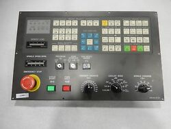Fanuc Operator Panel For A Hyundai Wia Model Kh80g New