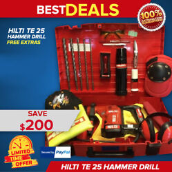 Hilti Te 25 L@@k Great Condition Strong Free Thermos Original Fast Ship