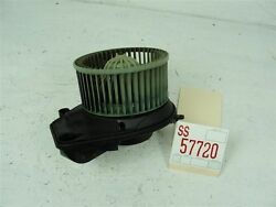 1998-2005 PASSAT HEATER DASH BLOWER MOTOR WITH OUT ELECTRIC AC CONTROL AIR FAN