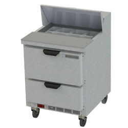 Beverage Air Sped27hc 27 Refrigerated Sandwich / Salad Prep With Drawers
