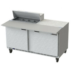 Beverage Air Spe60hc-08c 60 Sandwich Top Refrigerated Counter