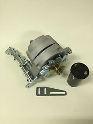 New Willys Jeep 134l, F Alternator One 1 Wire 12v 65a,5/8 Pulley, Bracket, Coil