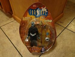 2000 Toy Vault--farscape--7 Pa V Zotoh Zhaan Figure New Variant