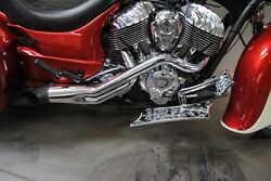 2014 Indian Leather Chief Vintage Or Chieften Stampede Series Exhaust