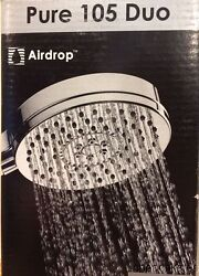 Nikles 105 Duo Airdrop Hand Shower A1705qd-2.on High End Hand Shower New